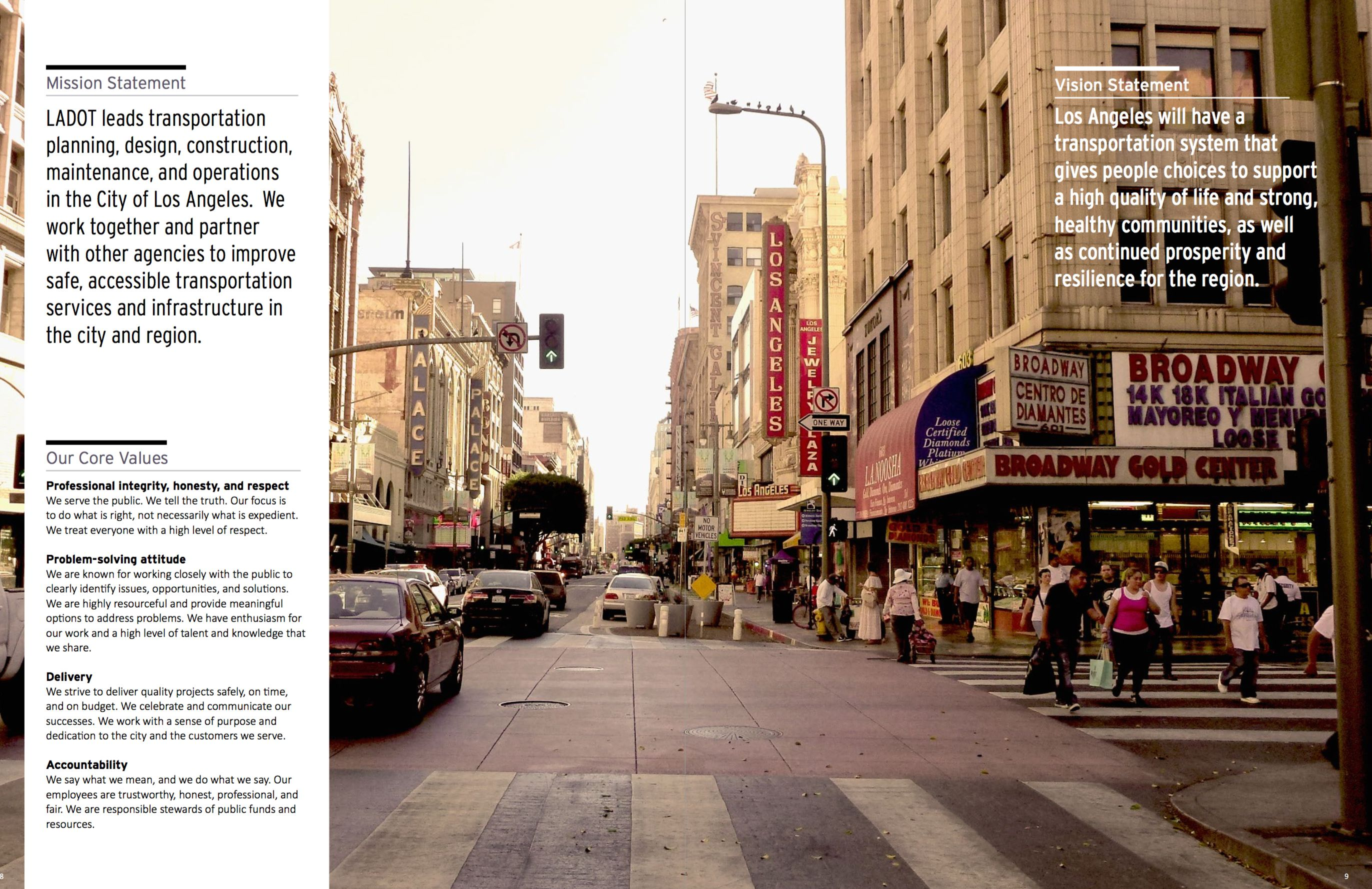 Layout with some text but image is the central focus