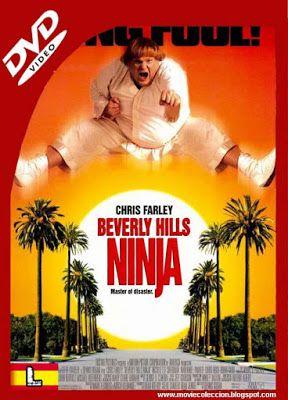 Un Ninja En Beverly Hills 1997 Dvdrip Latino Películas Gratis Chris Farley Descargar Pelicula Gratis