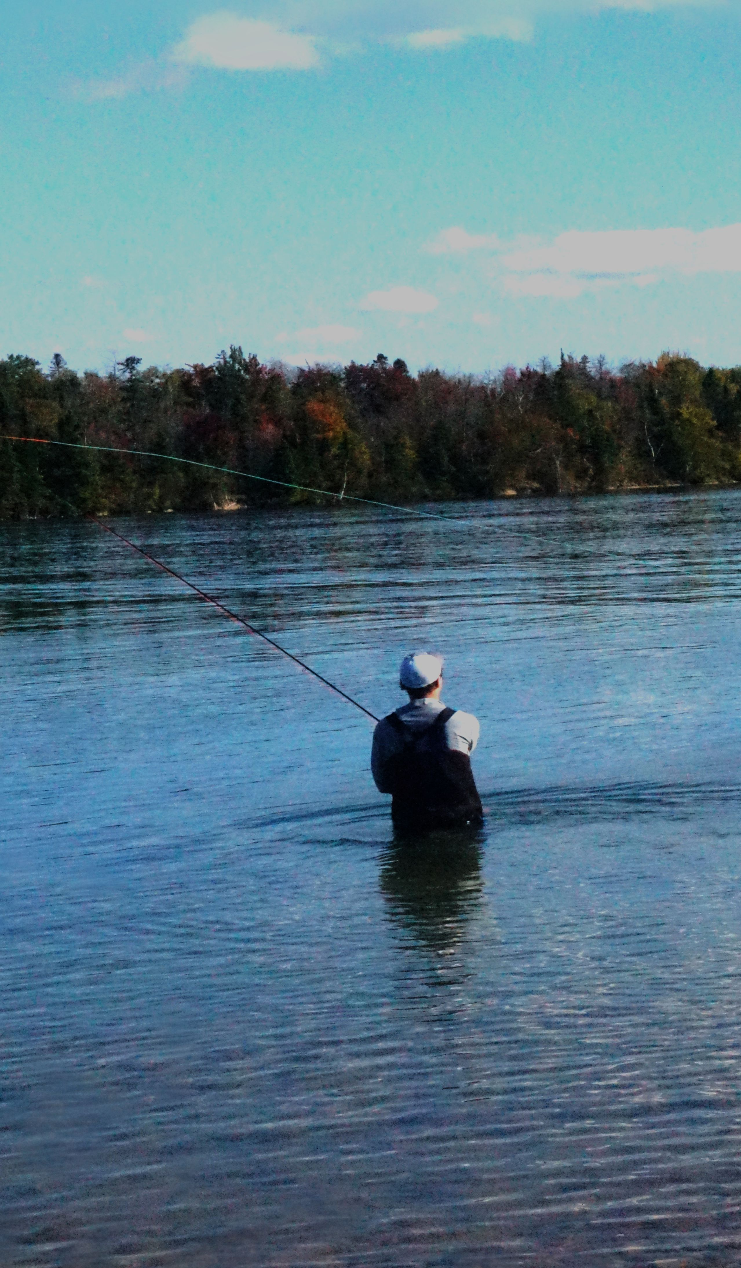 If You Aren T Into Fishing With A Bobber Or You Re Just Looking For A New Challenge Fly Fishing Might Be Right Up Your Alley Fishing Basics Fly Fishing Fun