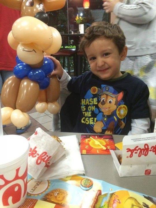 Ryan The Balloon Guy Virginia Beach Kids Events
