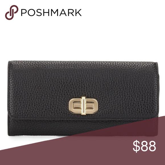 f6b08d2fab27c MICHAEL Michael Kors Sullivan Leather Wallet MICHAEL Michael Kors Sullivan  Large Leather Carryall Wallet pebbled leather