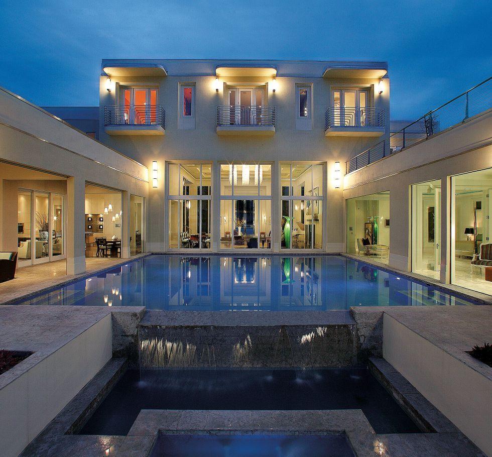 Mansión overjoy orlando fl pool house plans house plans with courtyard