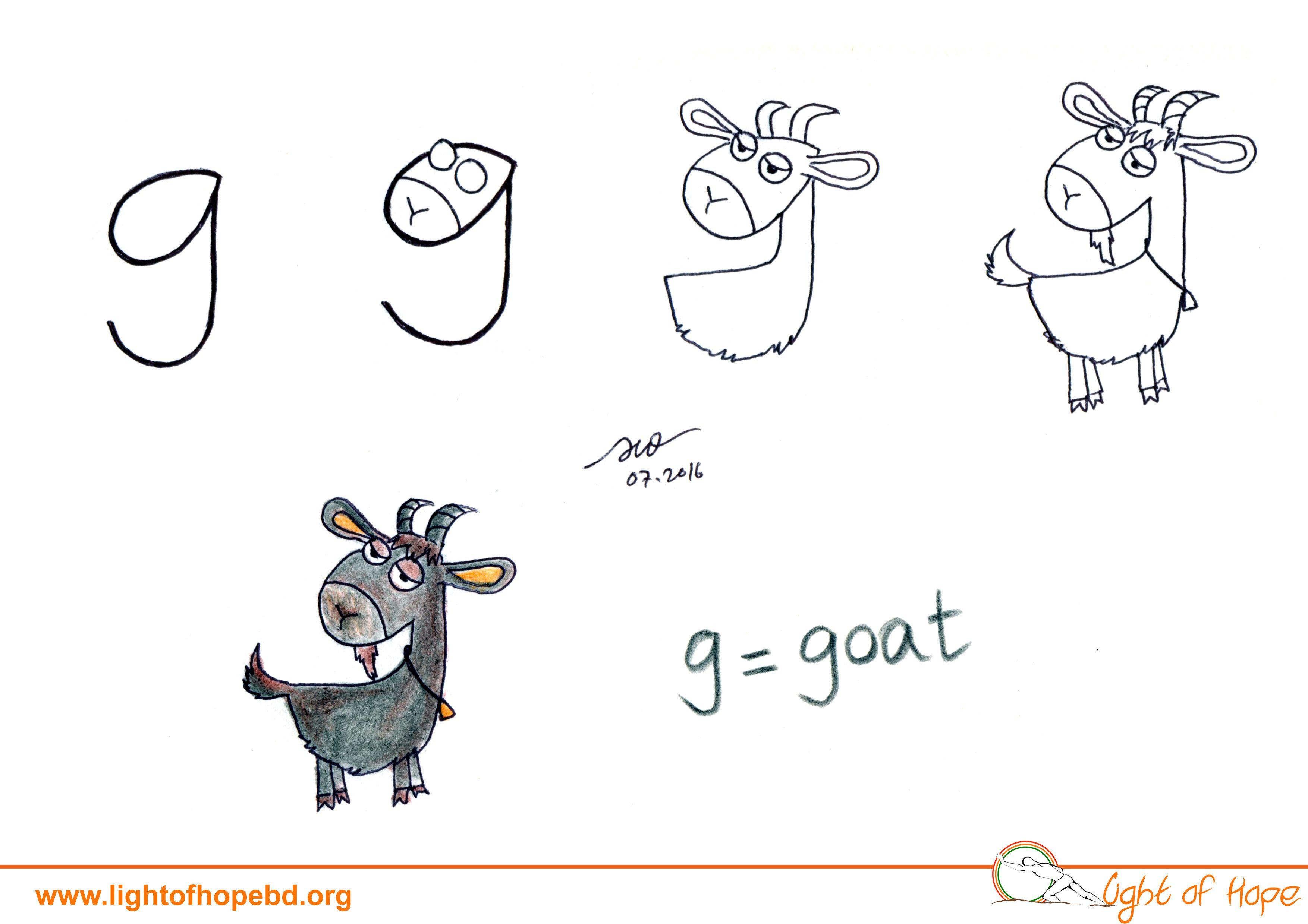 Cifra 7 Desen Cu Soricei Cifre In Easy Drawings Alphabet