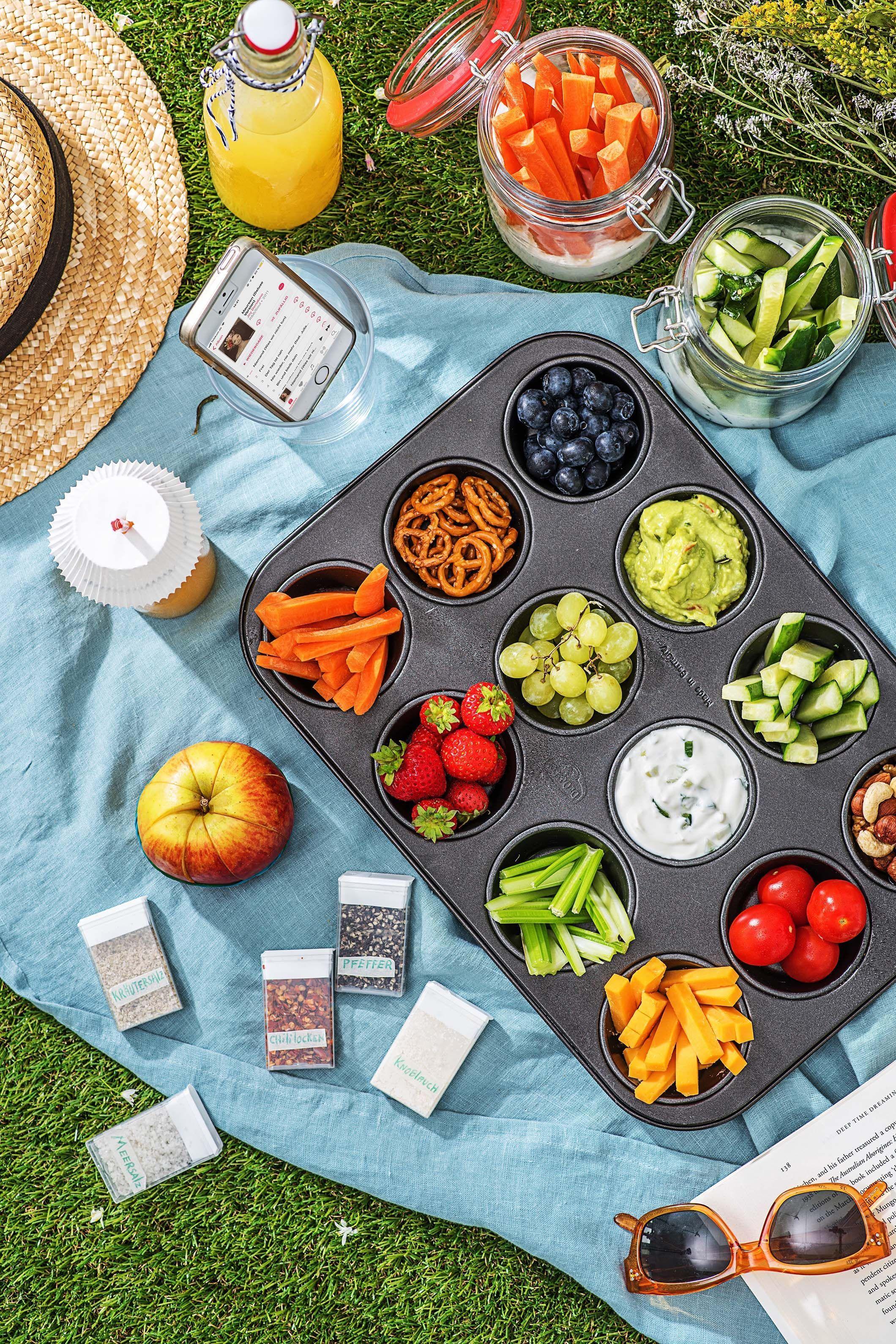 picknickhacks picknickideen hellofreshde ernährung picknicken ...