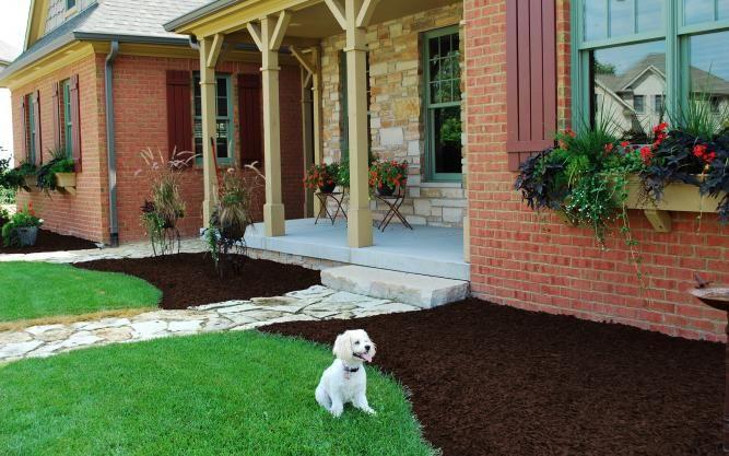 rhinomulch premium shredded landscaping