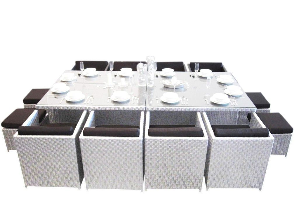 White Empire 12 Seat Dining Set. Only for Perth! We are located at ...