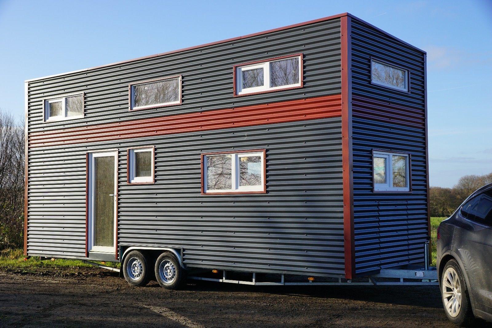 Haus Auf Rädern details zu tinyhouse tiny house haus auf rädern bauwagen