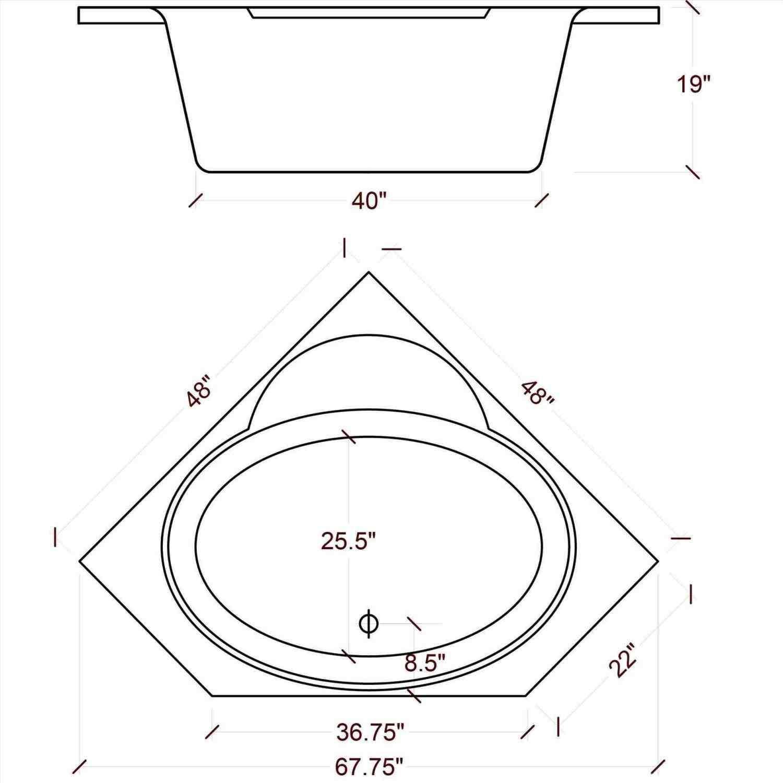 New Post standard tub size visit bathroomremodelideass.club   Home ...