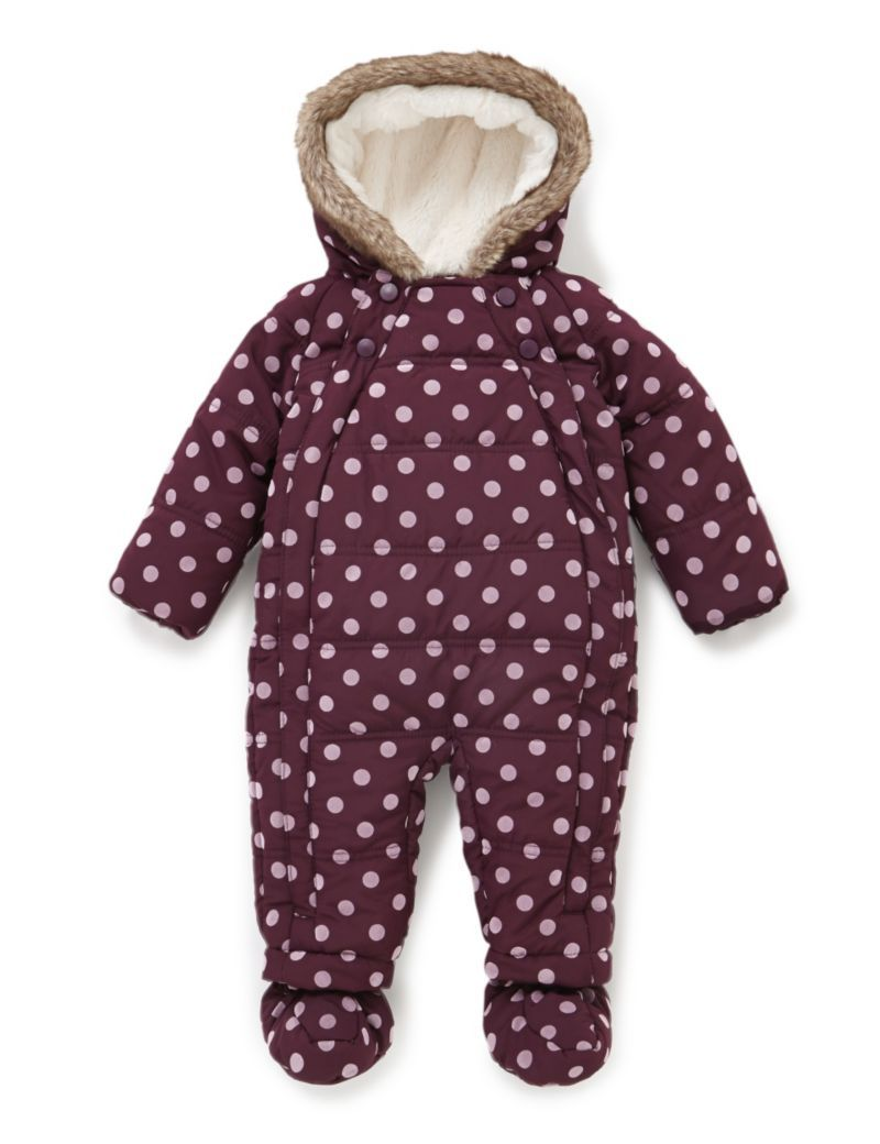 9637b02952bf Free Shipping. Buy Wippette Baby Boys Polar Bear Fleece Lined ...