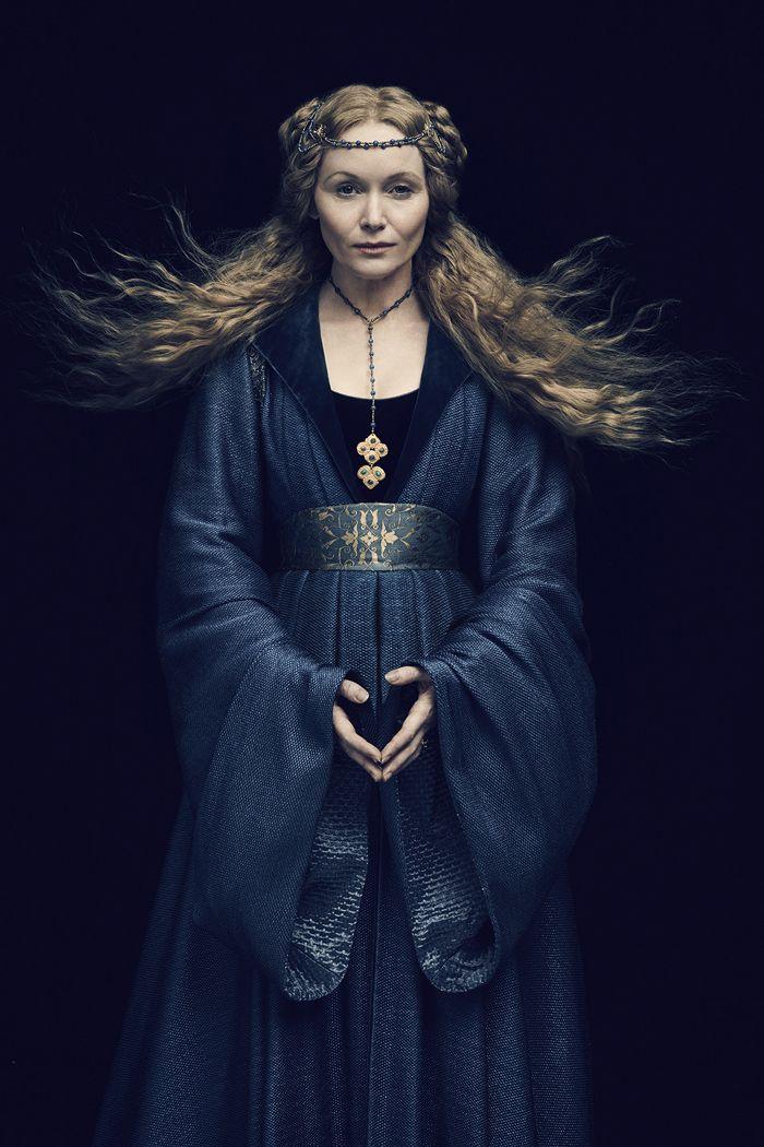 dowager queen elizabeth essie davis the white princess tv serie 2017 characters. Black Bedroom Furniture Sets. Home Design Ideas
