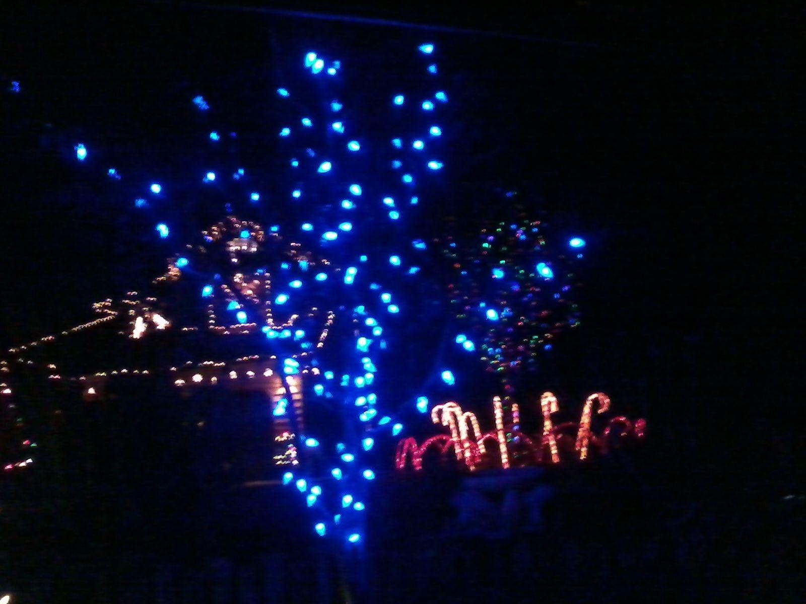 last christmas was so pretty ~xoxo~