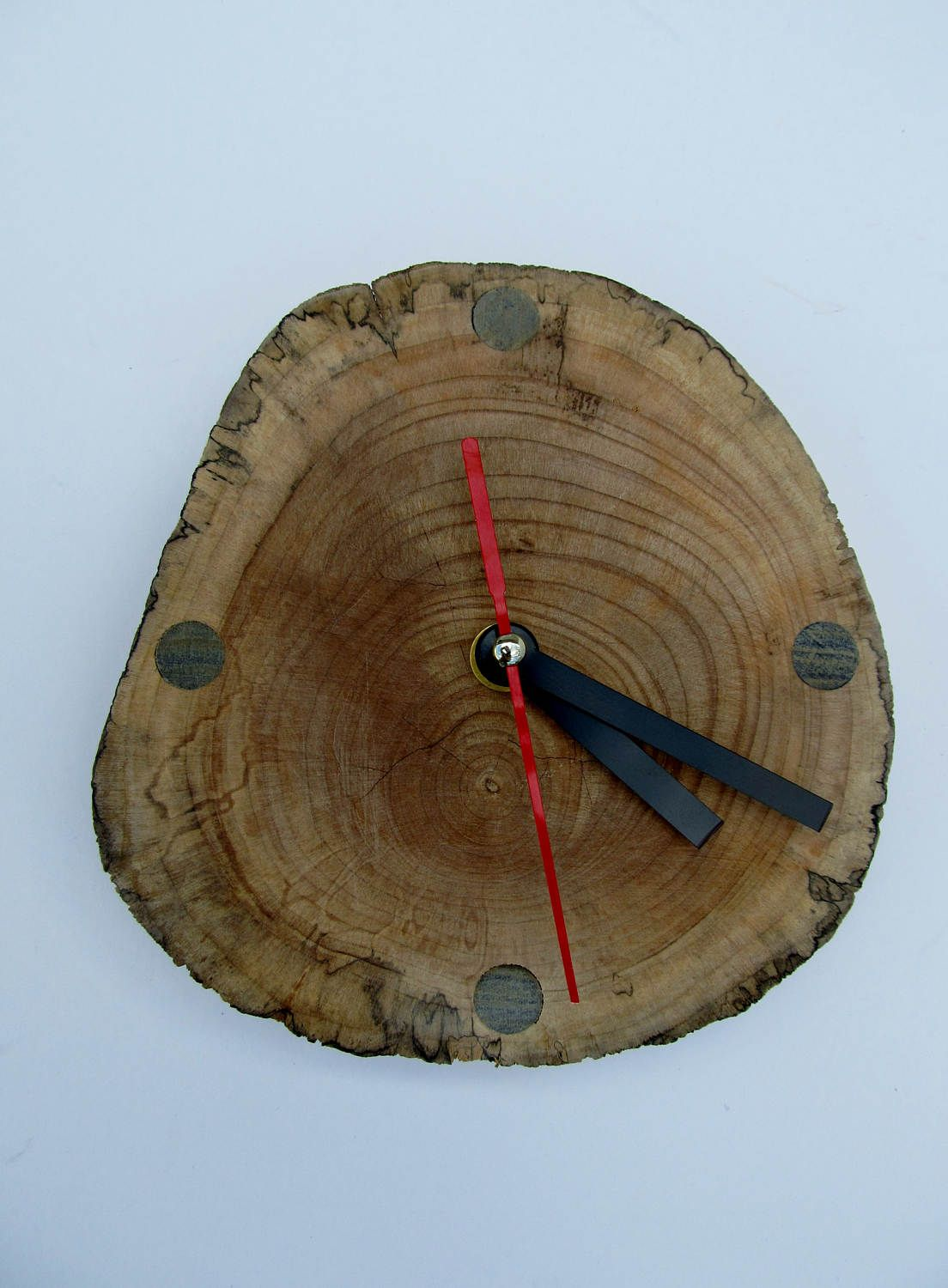 Driftwood wall clock by carvawhile on etsy driftwood clocks and driftwood wall clock by carvawhile on etsy amipublicfo Image collections