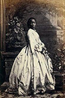 Sara Forbes Bonetta - Goddaughter of queen victoria