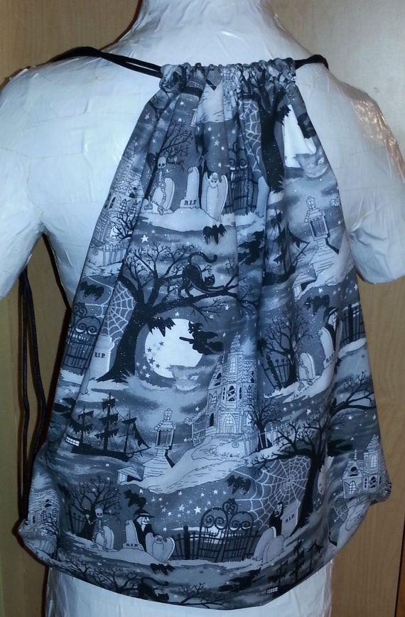 Hey, I found this really awesome Etsy listing at https://www.etsy.com/listing/199329223/halloween-witch-drawstring-bag-cinch-bag