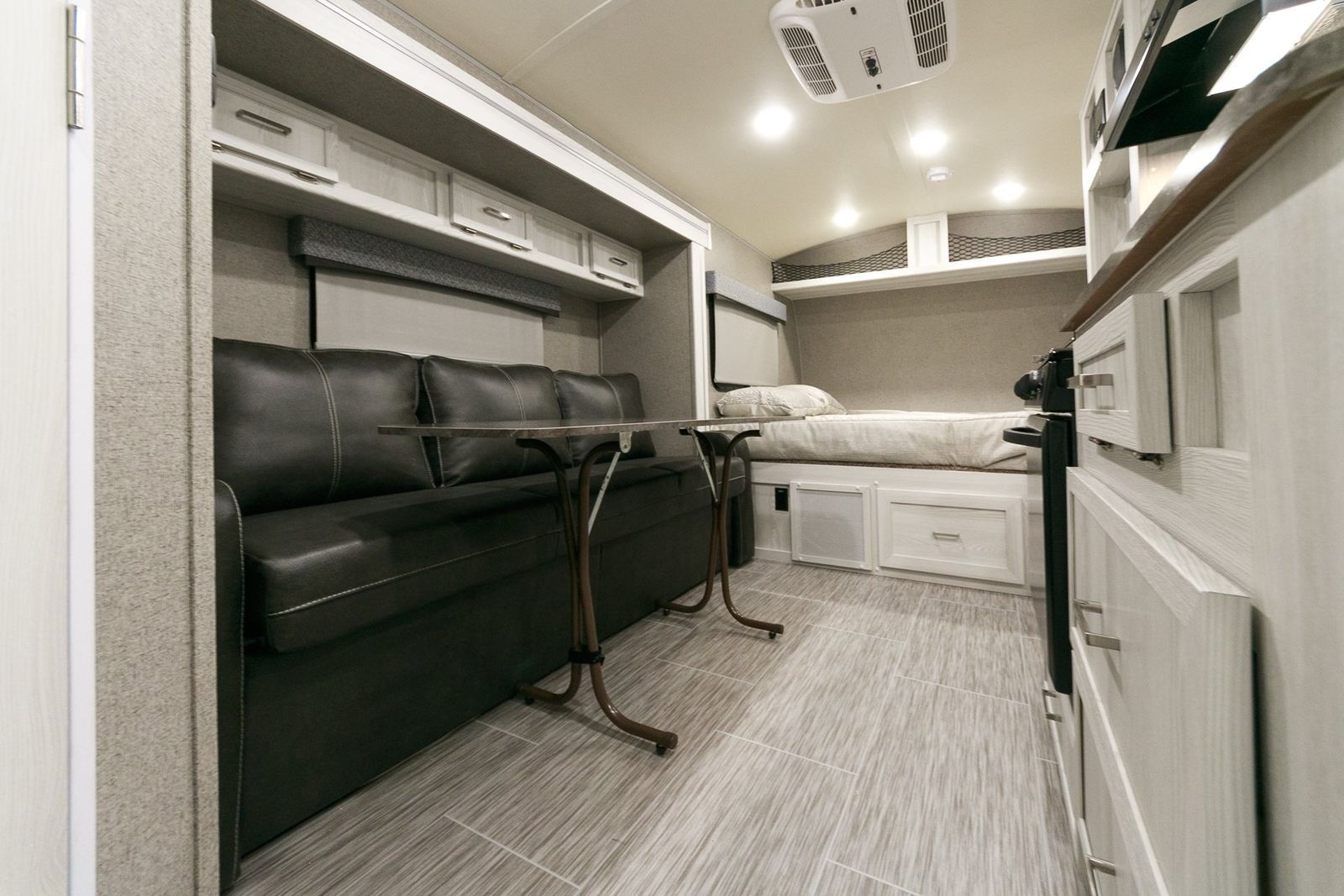 New 2018 Forest River Rockwood Geo Pro 19FBS Travel