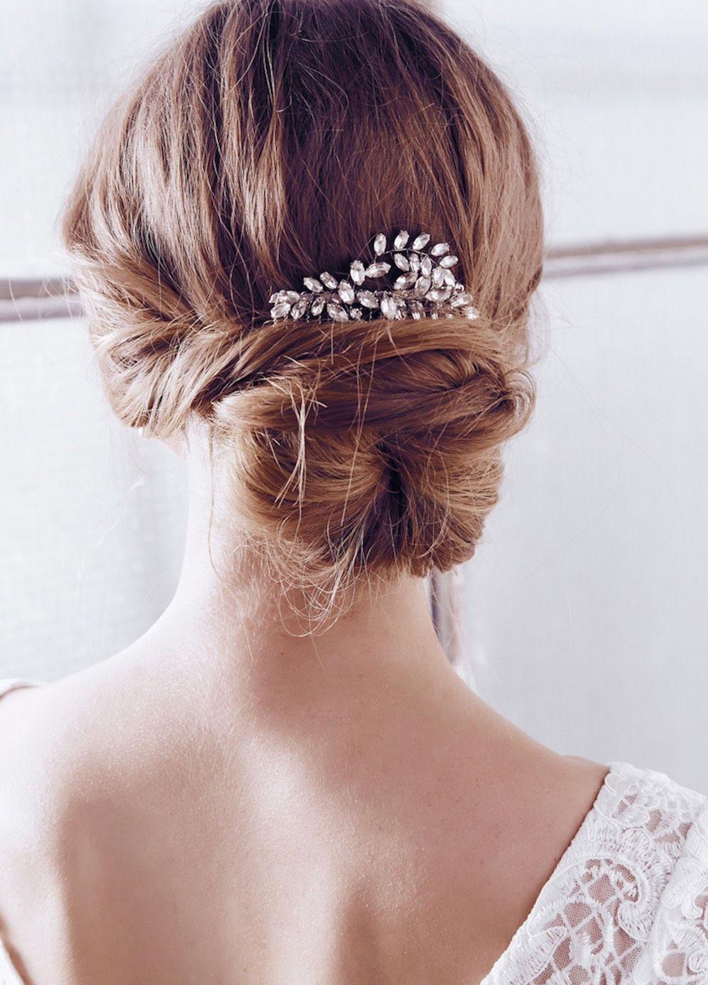 paris comb   anna campbell ceremony accessories   bridal