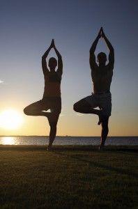 Finding your inner #yogi   #VillageClubs #Scottsdale #yoga