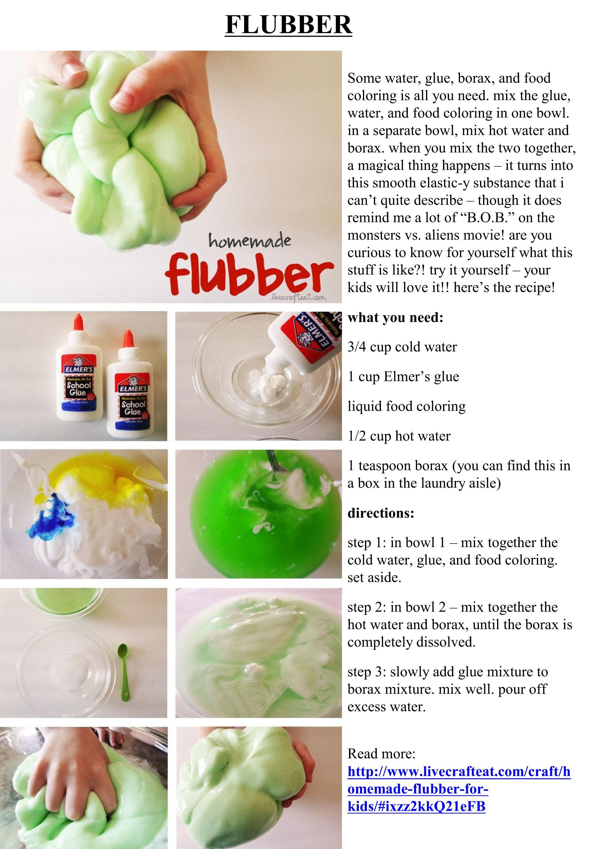 flubber science