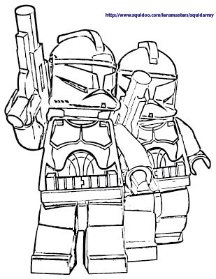 LEGO STAR WARS COLORING PAGES Coloring Pages Printable COLOR