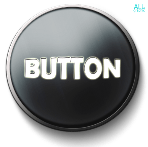 Free Silver Round 3d Button For Website Buttons For Website Buttons Silver Rounds
