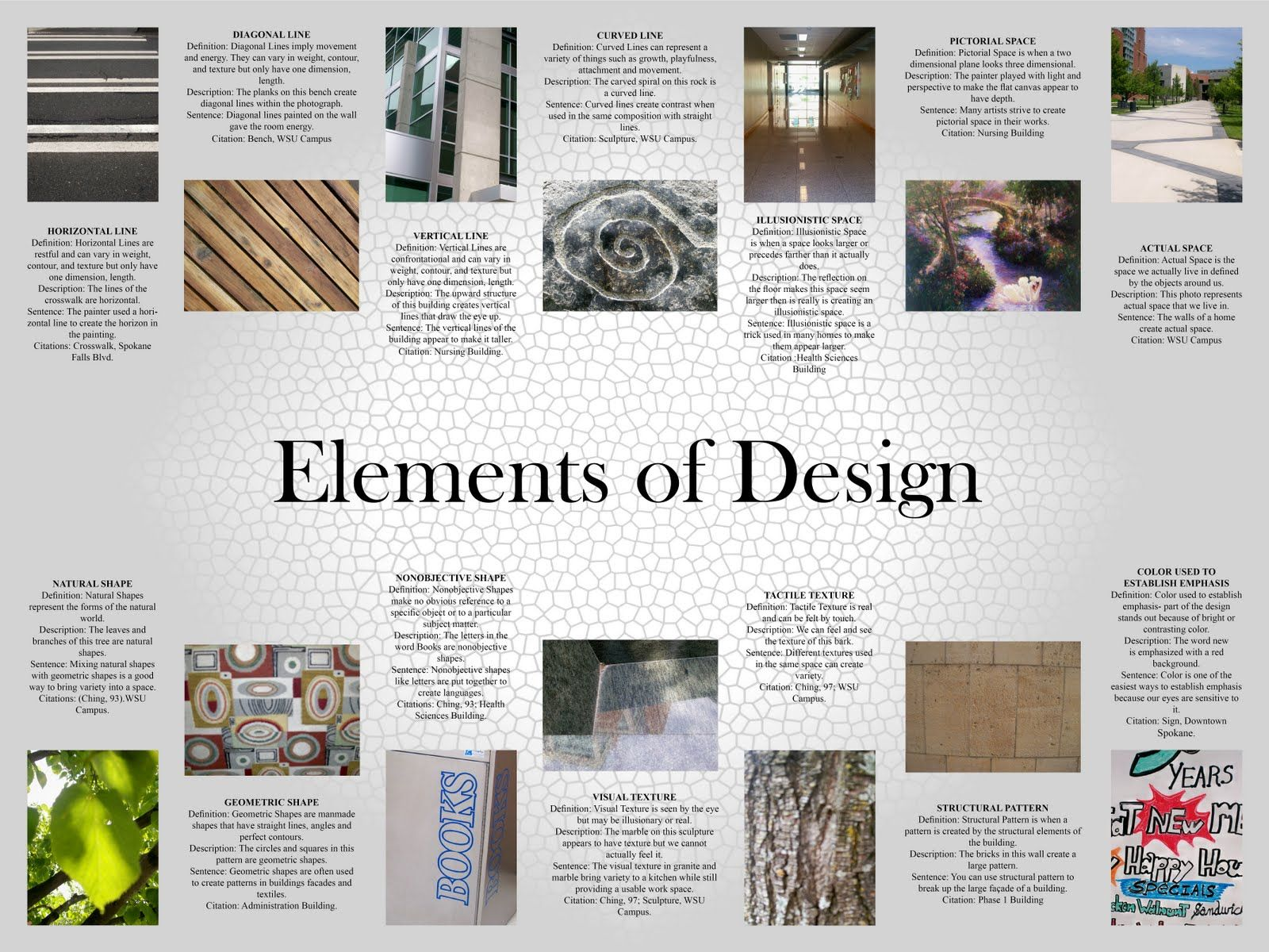 elements and principles of design in fashion photography - Google Search