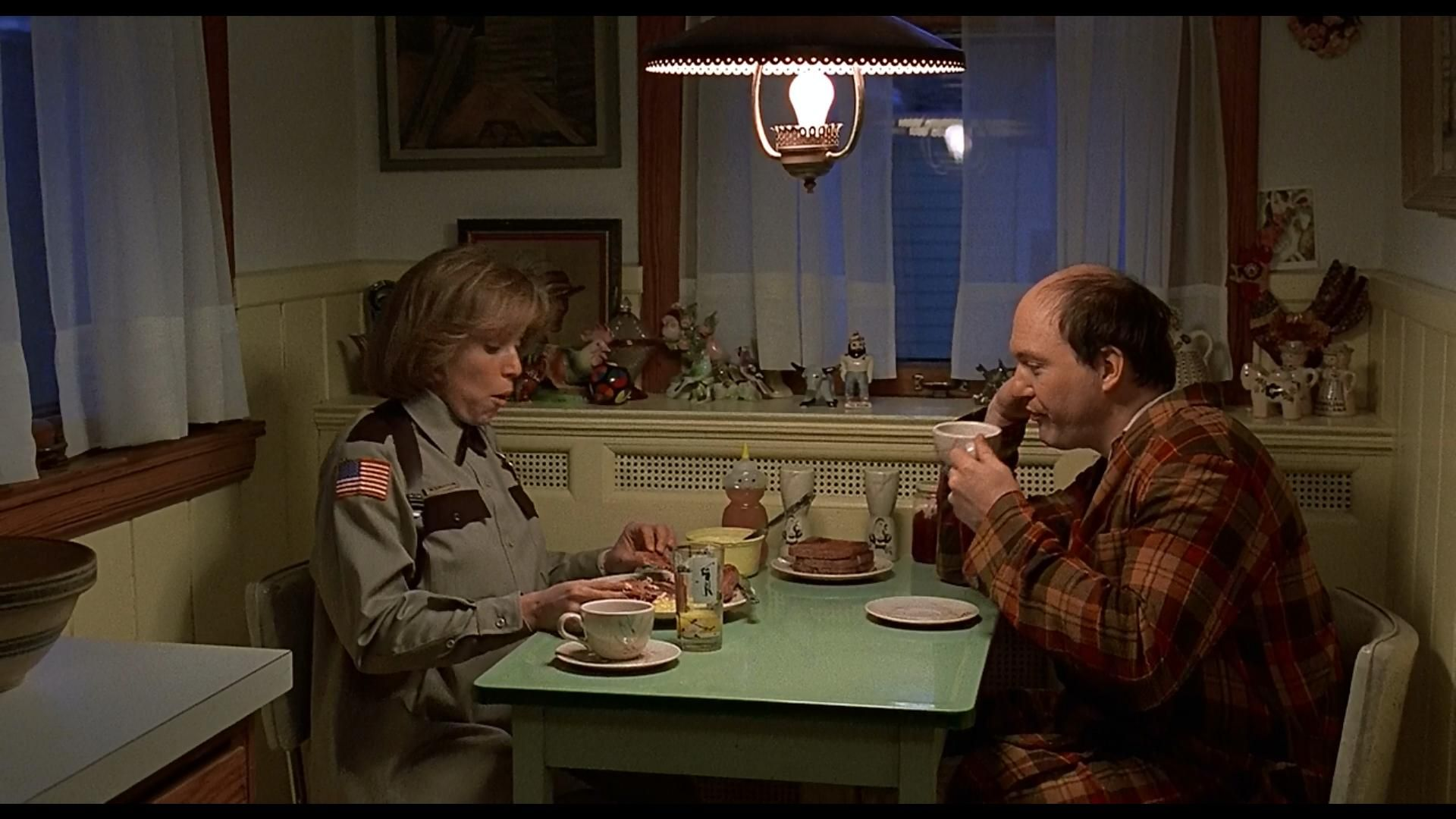Marge and her husband Norm | Fargo Costumes | Pinterest ...