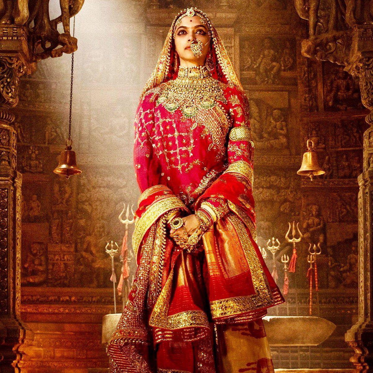 "Deepika Padukone - ""Padmaavat"" | Deepika padukone ..."