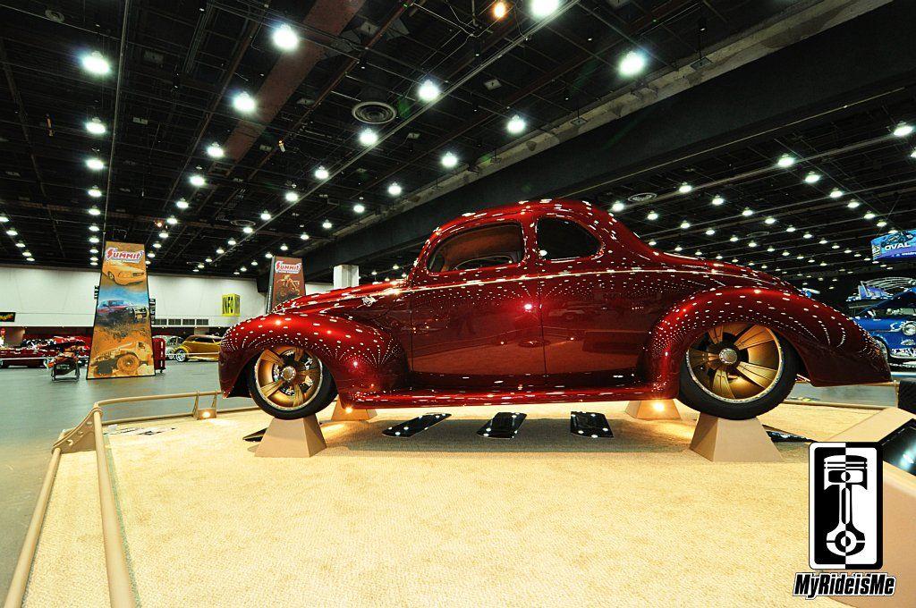 2013 Ridler Award Winner 1940 Ford Hot Rod 1940 Ford Coupe 1940 Ford Award Winner