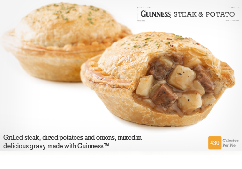 Australia - Boomerang's Australian meat pies - Guiness ...