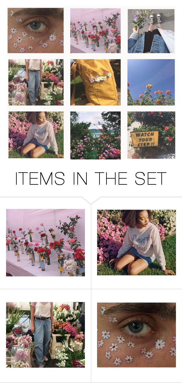 """""""Soft Flowers"""" by mickjaggerismydrug ❤ liked on Polyvore featuring art"""