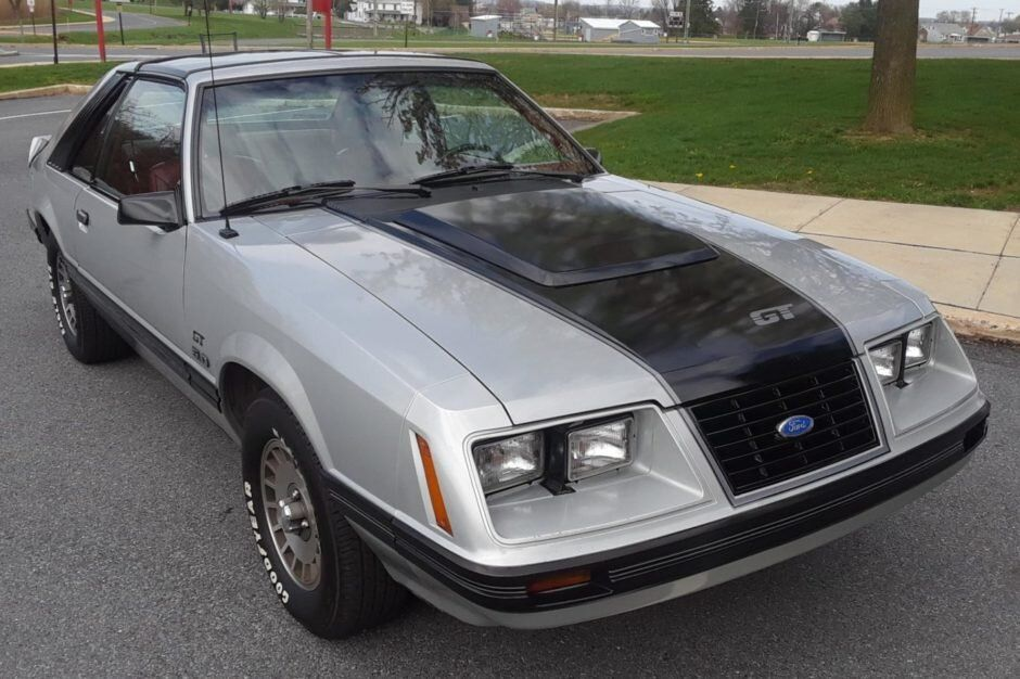 For Sale 1983 Ford Mustang Gt 5 0l V8 4 Speed 42k Miles Stangbangers In 2020 Ford Mustang Gt Mustang Gt Ford Mustang