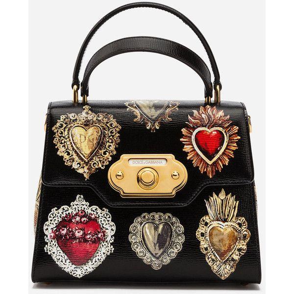 c09ee27859f Dolce & Gabbana bag ❤ liked on Polyvore featuring bags, handbags, dolce  gabbana purses, dolce gabbana bags and dolce gabbana handbags