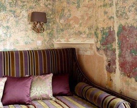Wand-Streichen-Ideen und Techniken für moderne Wandgestaltung - moderne wandgestaltung fur wohnzimmer