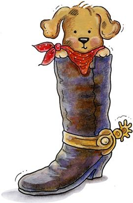 Image Result For Cowgirl Boots Cartoon Dog Clip Art Western Clip Art Cartoon Pics