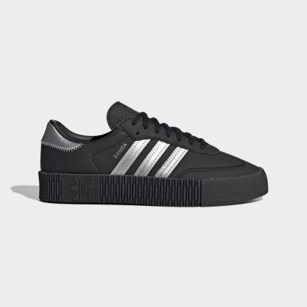 adidas SAMBAROSE Shoes - Black | adidas