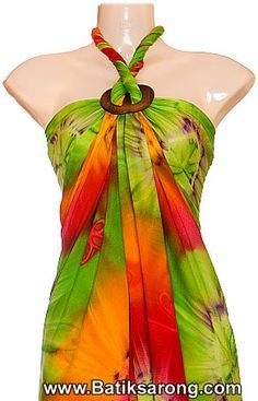 68a513f937a01 how to wear a hawaiian sarong - Google Search | Sarongs | Sarong ...
