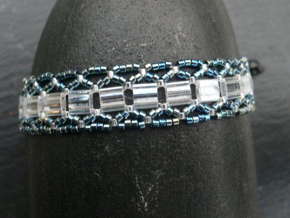 Bracelet Salikorn en perles Miyuki. par SaliKorn sur Etsy