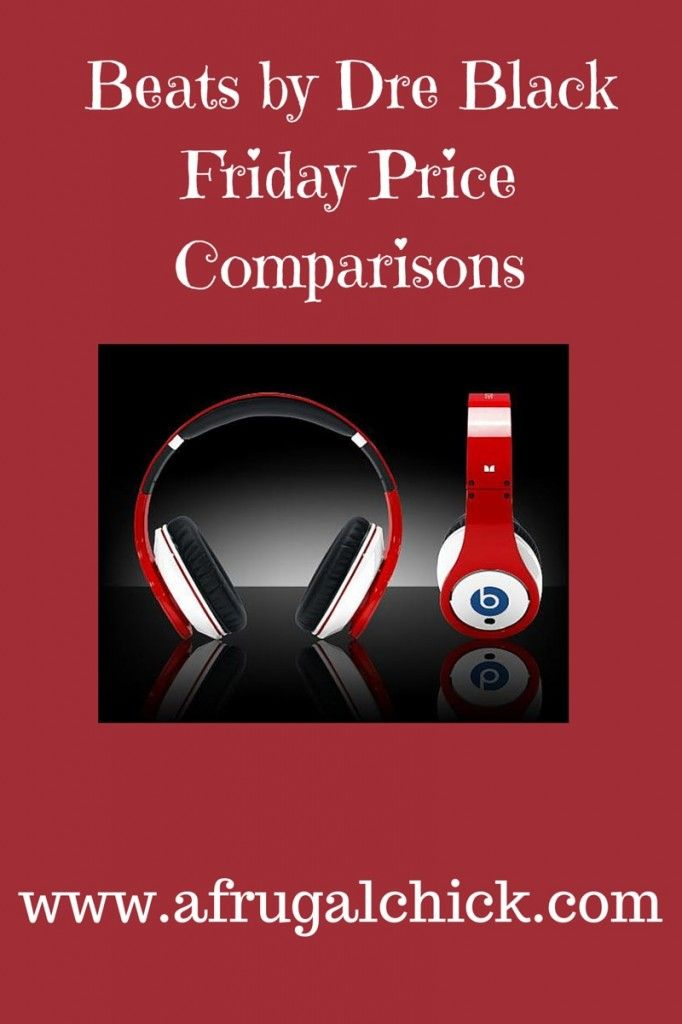 Beats by Dre Black Friday- Check out this chart of the best deals on Beats by Dre Black Friday. Updated for 2015.