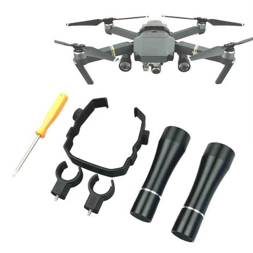 Buy 1 Set Drone Night Flight Flash Led Light Lamp Kit For Dji Mavic Pro Drone Spare Parts Lamp Lighting Accessory F Light Accessories Led Light Lamp Lamp Light