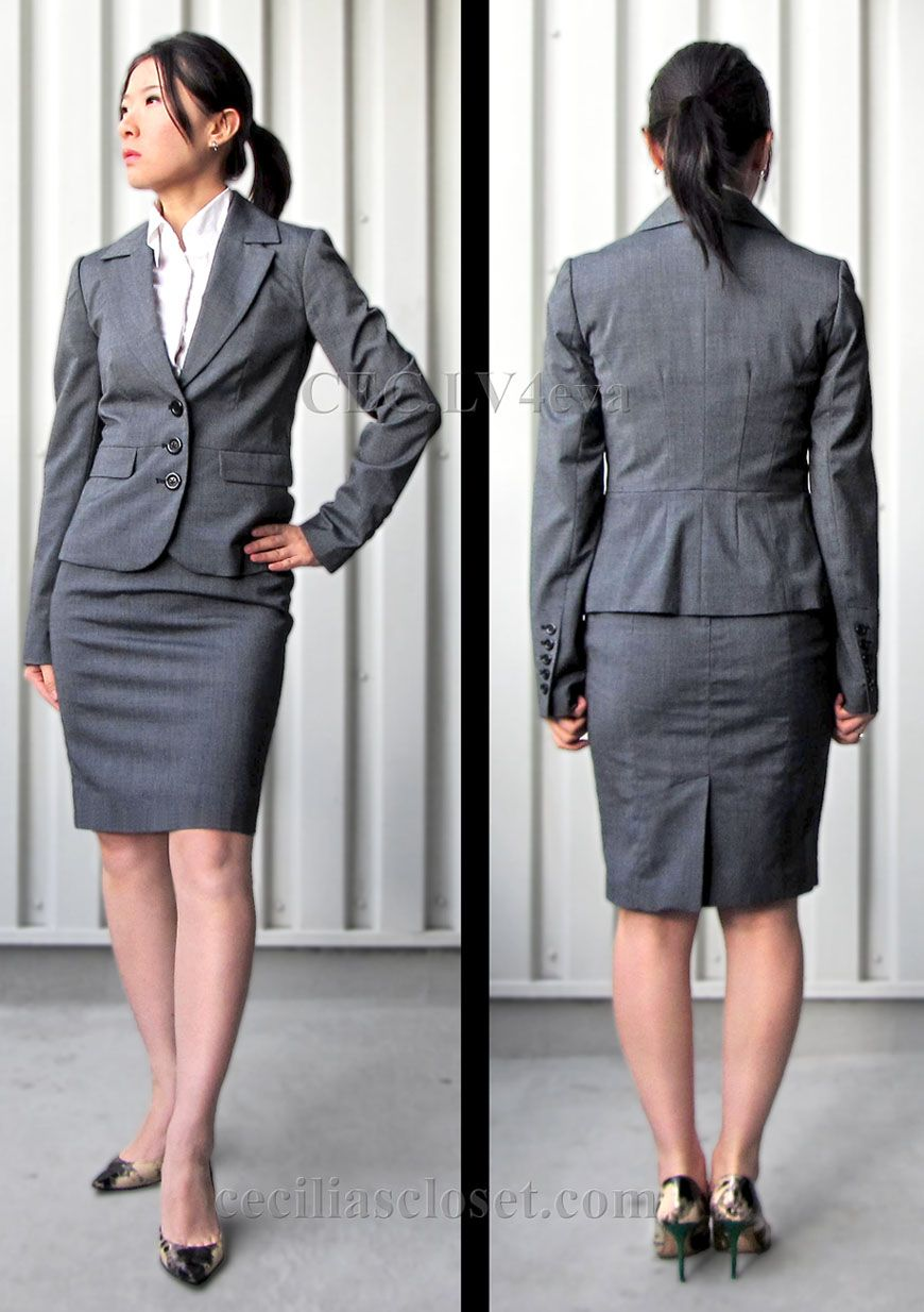 Residency Interview Outfit Example Business Professional Outfits Attire