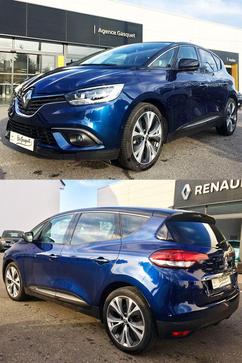 Renault Scenic Iv Tce 130 Energy Intens En 2020 Carte Grise Couleur Interieure Renault