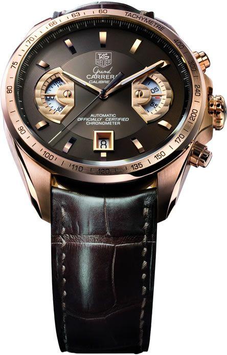 68b7a796e88 TAG Heuer Grand Carrera 17 RS Calibre Chronograph