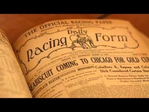 """▶ Racing Term #74 """"Daily Racing Form"""" of Frankie Lovato's 365 Days of Terminology - YouTube"""