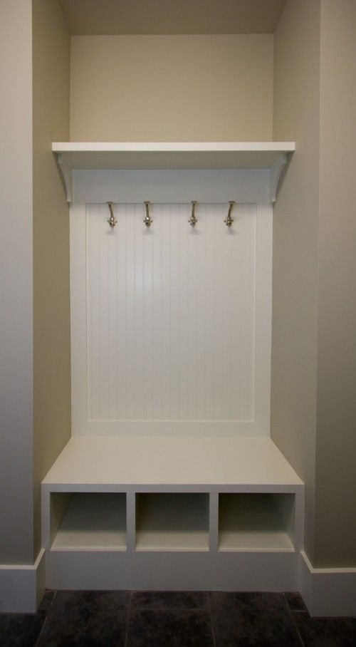 Mudroom Addition To Front Of House Yahoo Search Results: Love This! Would Work Well By The Back Door/entry Way From The Garage In The New