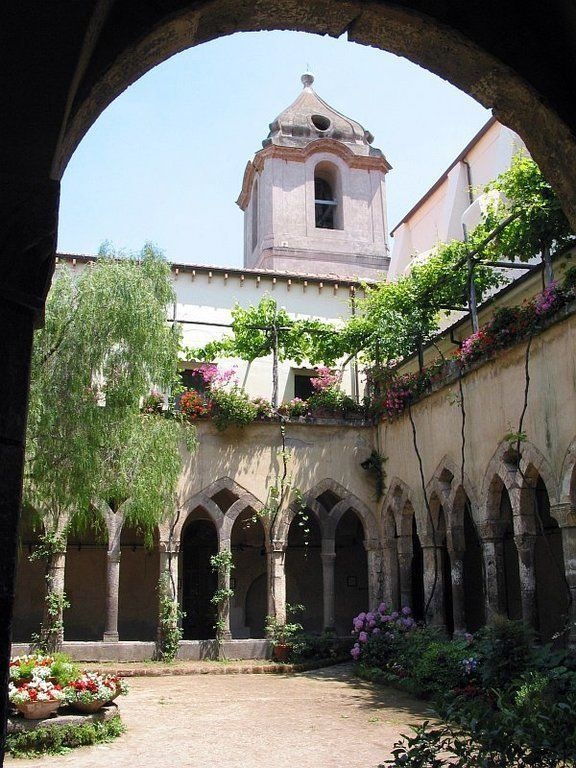 Cloisters Of San Francesco Sorrento In Italy Wedding Venues Italy Sorrento Italy