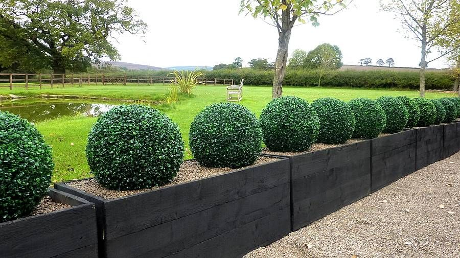 Merveilleux Image Result For Artificial Topiary Balls