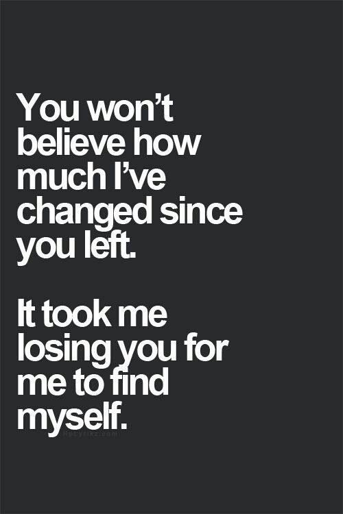 Quote On Change Glamorous Moving On Quotes  Changefind Yourselfquote Pinterest .