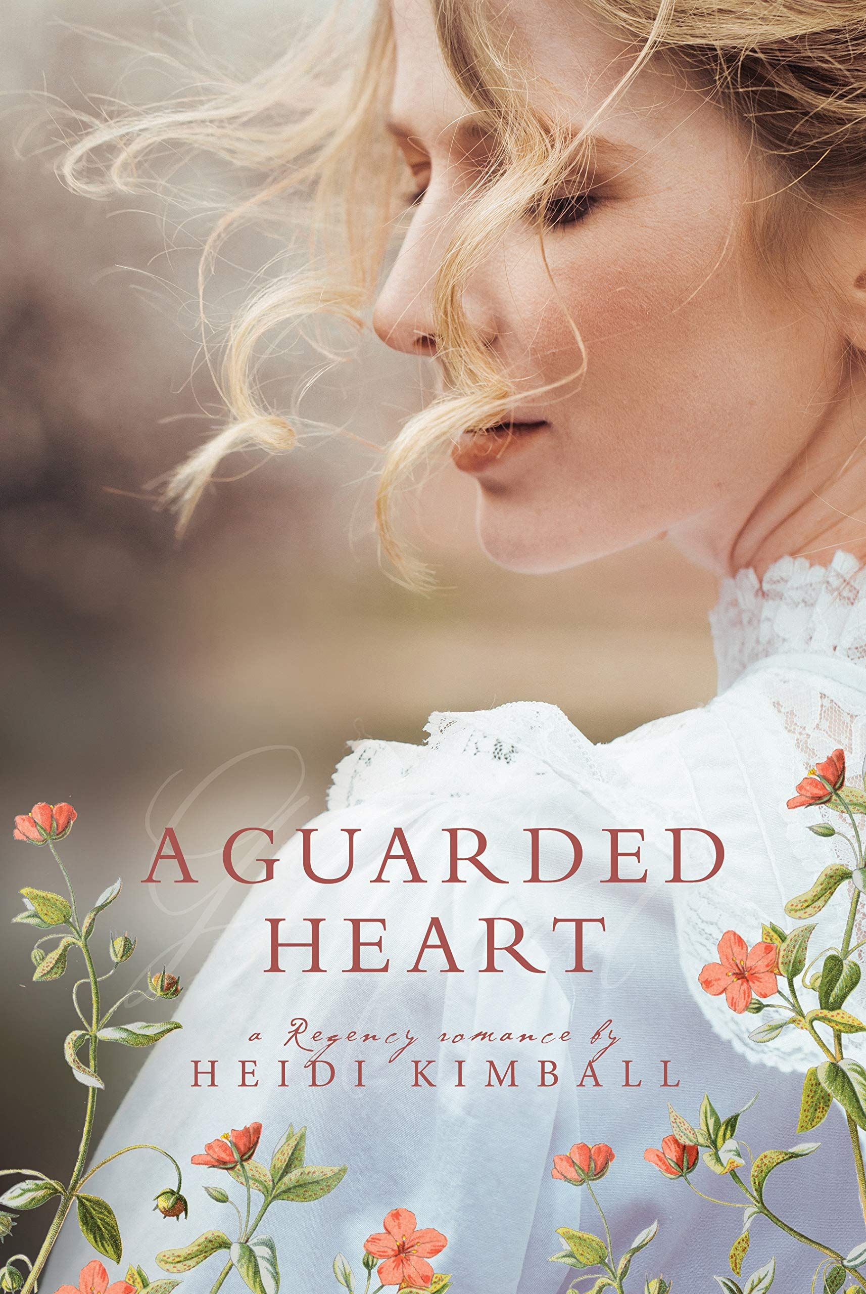 Heidi Kimball A Guarded Heart Awordfromjojo Historicalromance Heidikimball Libros