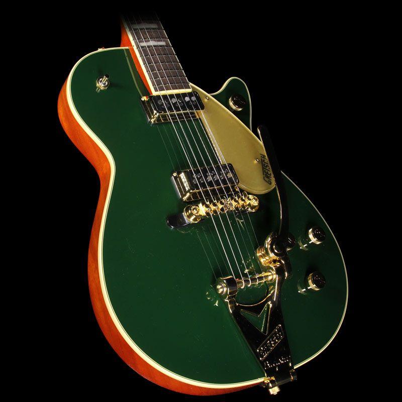 Gretsch G6128TCG Duo Jet Electric Guitar Cadillac Green