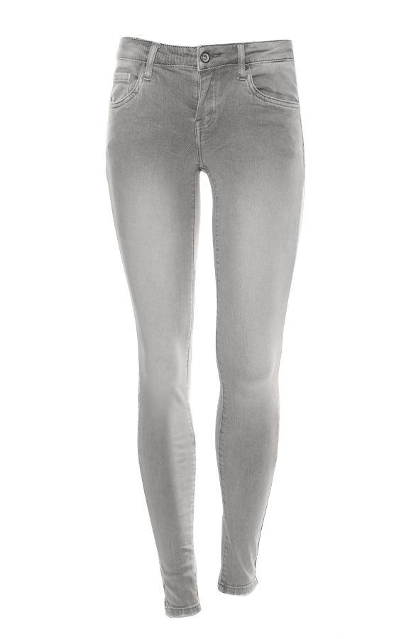 Skinny Jeans Grey | The Musthaves De mooiste en meest comfortabele jeans shop je goedkoop online via TheMusthaves.nl! Bekijk en shop jouw denim jeans hier!